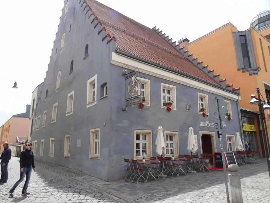 Wirtshaus Zum Geiss Straubing