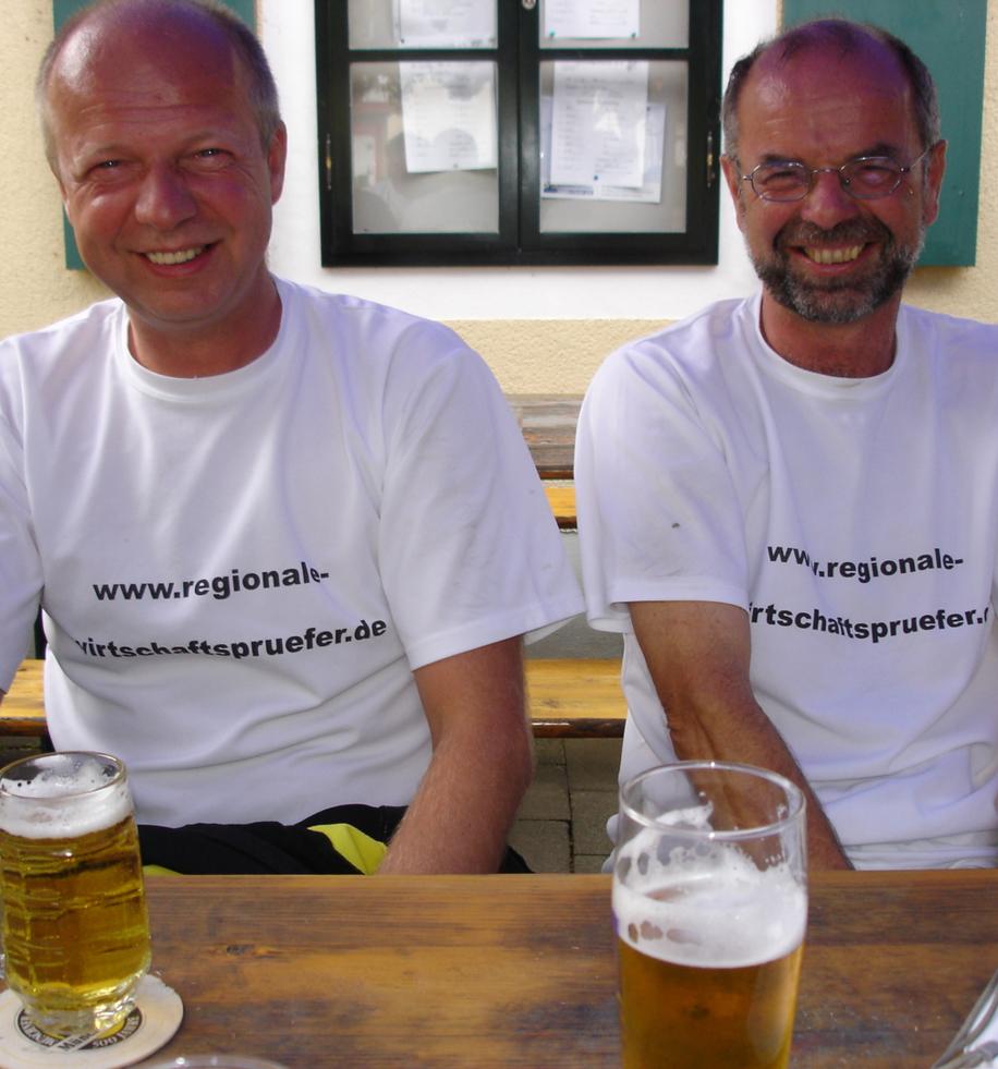 Unvergessen: das kleine Bier in Kottingwörth